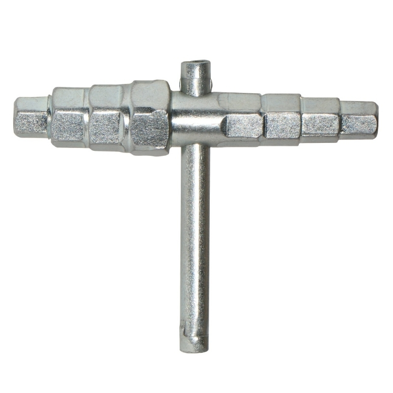 """Ключ шестигранный для фитингов и разъемных соединений """"американка"""" 12-24 мм  арт.: RMT-0003-001224 ROMMER"""