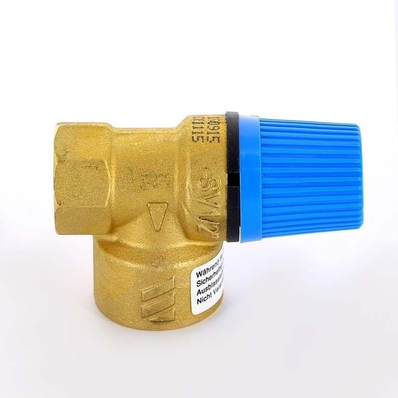 SVW 6 1/2 Предохранительный клапан для систем водоснабжения 6 бар арт.: 02.16.106 Watts