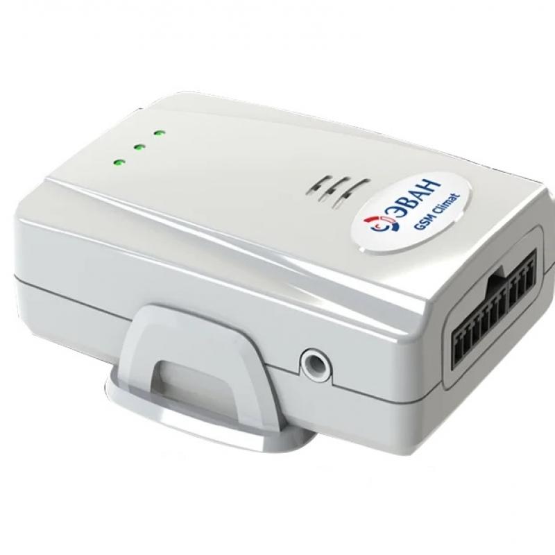 GSM Climat модуль дистанционного управления электрокотлом арт.:112005 ЭВАН