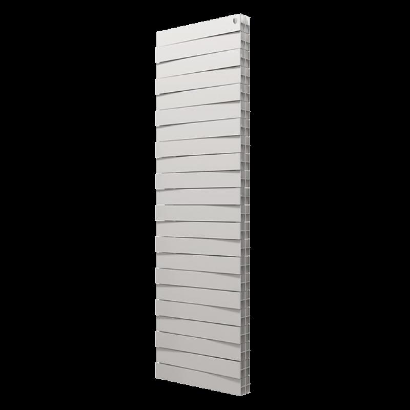 Радиатор Royal Thermo PianoForte Tower/Bianko Traffico (белый) 22 секции