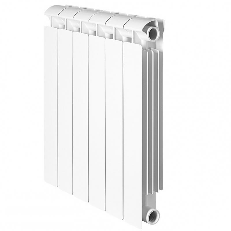 Радиатор STYLE EXTRA 500 6 секций биметаллический арт.:  57044 Global