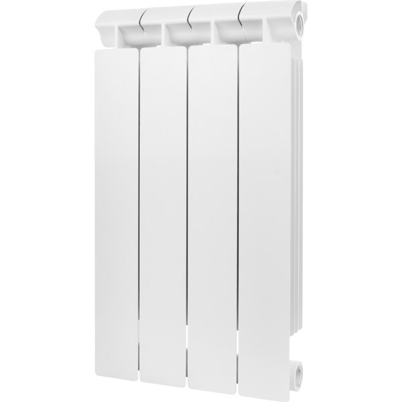 Радиатор STYLE EXTRA 500 4 секции биметаллический арт.: 57926 Global