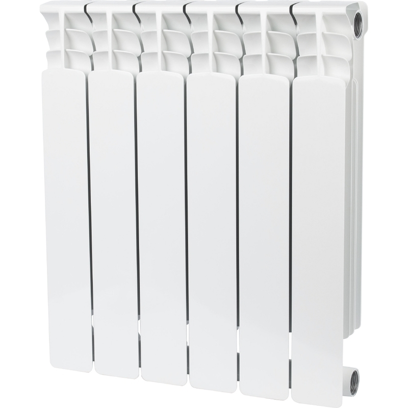радиатор биметаллический Space 500 6 секций арт.: SRB-0310-050006 STOUT