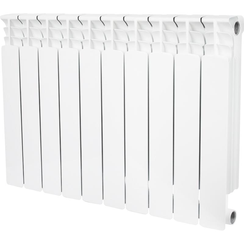 радиатор биметаллический Space 500 10 секций арт.: SRB-0310-050010 STOUT