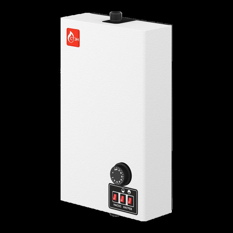 Котел ЭВПМ - 4,5 электрический СТЭН