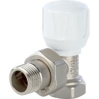 Клапан ручной терморегулирующий, угловой 3/4 арт.:SVR 2102 000020 STOUT