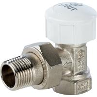 Клапан термостатический, угловой 1/2 арт.:SVT 0002 000015 STOUT