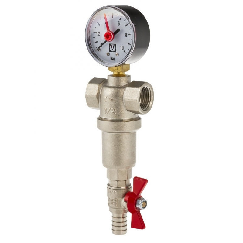 Фильтр механической очистки промывной 20мм арт.: VT.389.N.05 VALTEC