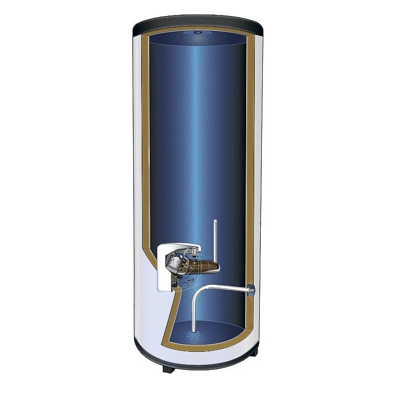 Электрический накопительный напольный водонагреватель STEATITE Central Domestic VSRS 300L арт.: 892119 ATLANTIC