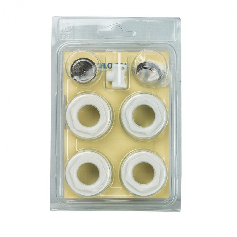 KIT 1/2 Присоединительный набор для радиатора арт.: 16709 Global