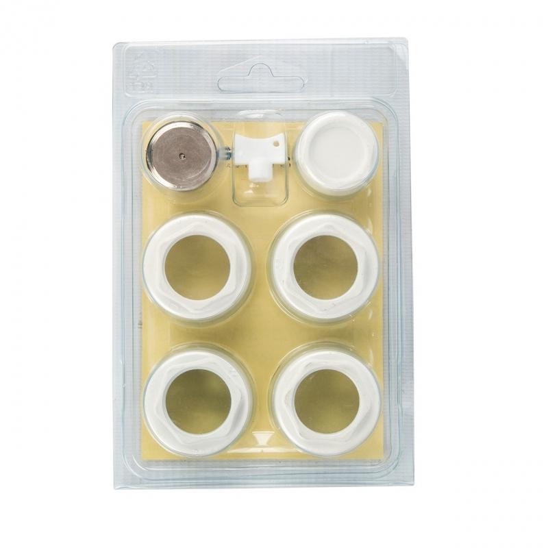 KIT 3/4 Присоединительный набор для радиатора арт.: 17425 Global