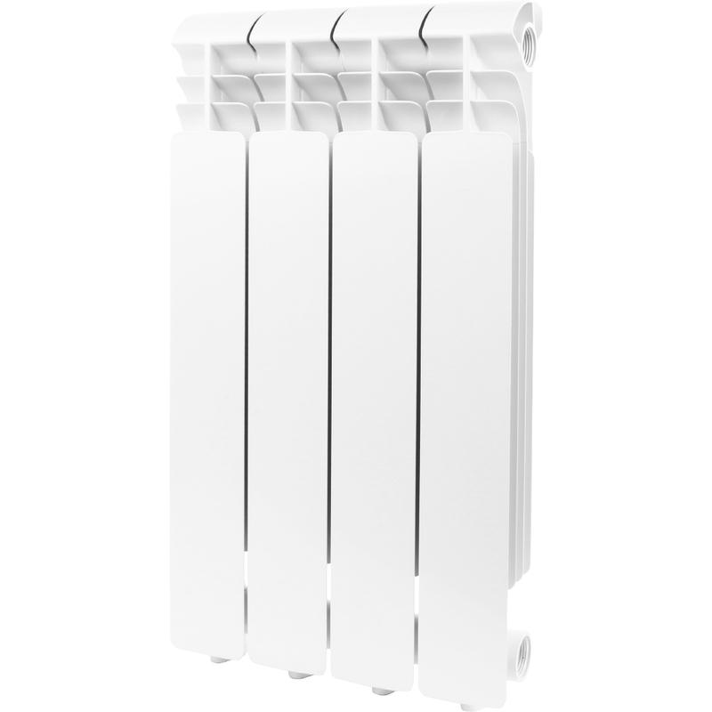 ISEO 500 4 секции радиатор алюминиевый арт.:  500/4 Global