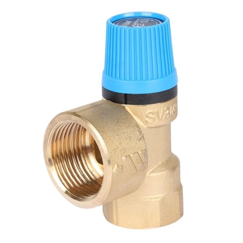 Предохранительный клапан для систем водоснабжения 6-3/4 арт.: SVS-0003-006020 STOUT