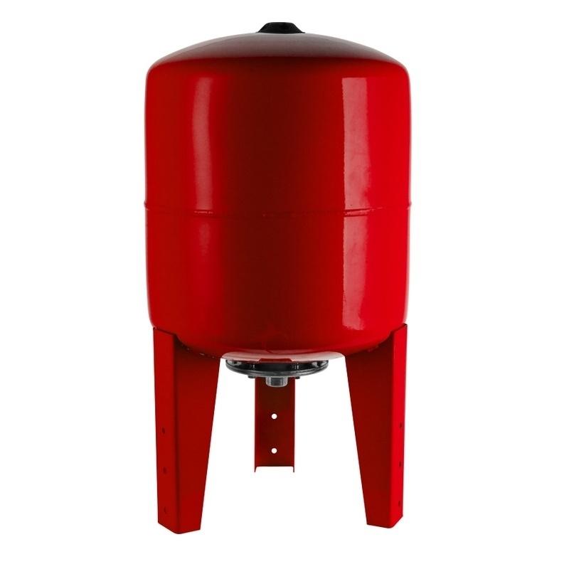 Расширительный бак 200 л. отопление (цвет красный) арт.: STH-0006-000200 STOUT