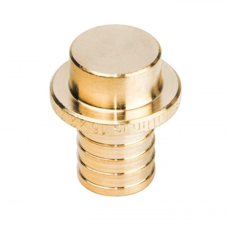 Заглушка 16 для труб из сшитого полиэтилена арт.: SFA-0030-000016 STOUT