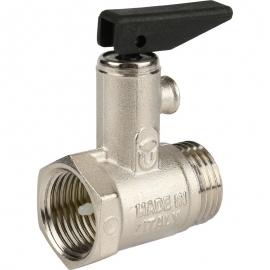 Itap 367 1/2 Клапан предохранительный для бойлера с ручкой спуска
