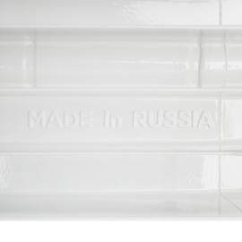 радиатор биметаллический Space 500 4 секции арт.: SRB-0310-050004 STOUT