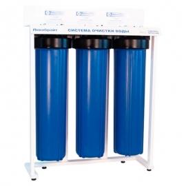 Трехступенчатая система очистки воды модель АБФ-320ББ-БК