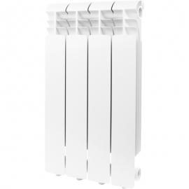 ISEO 500 4 секции радиатор алюминиевый