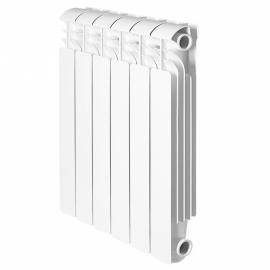 ISEO 500 6 секций радиатор алюминиевый