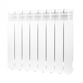 ISEO 500 8 секций радиатор алюминиевый