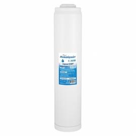 """Картридж для фильтра сменный Аквабрайт """"С-20 ББ"""", умягчение воды"""
