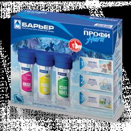 Фильтр проточный Барьер ПРОФИ Hard арт.: H122P00 БАРЬЕР