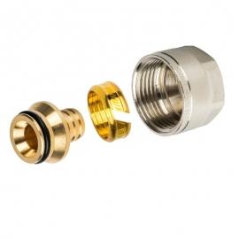 Фитинг 16х2,0х3/4 компрессионный для труб PEX
