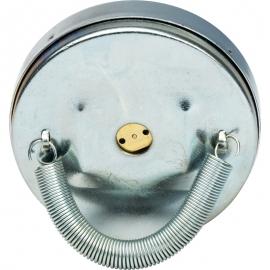 SIM-0004-630015 STOUT Термометр биметаллический накладной с пружиной. Корпус Dn 63 мм