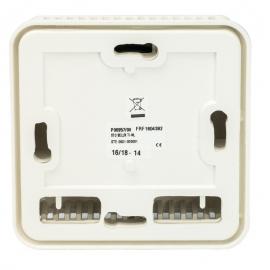 STE-0001-000001 STOUT Комнатный проводной термостат TI-N с переключателем зима-лето и светодиодом