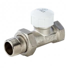 Клапан 3/4 термостатический прямой
