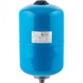 гидроаккумулятор 12 л. вертикальный (цвет синий)