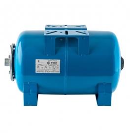 гидроаккумулятор 20 л. горизонтальный (цвет синий)
