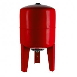 Расширительный бак 200 л. отопление (цвет красный)