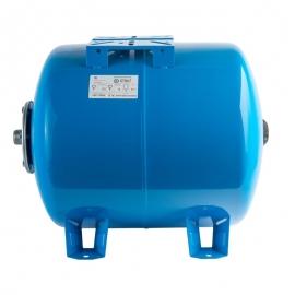 гидроаккумулятор 50 л. горизонтальный (цвет синий)