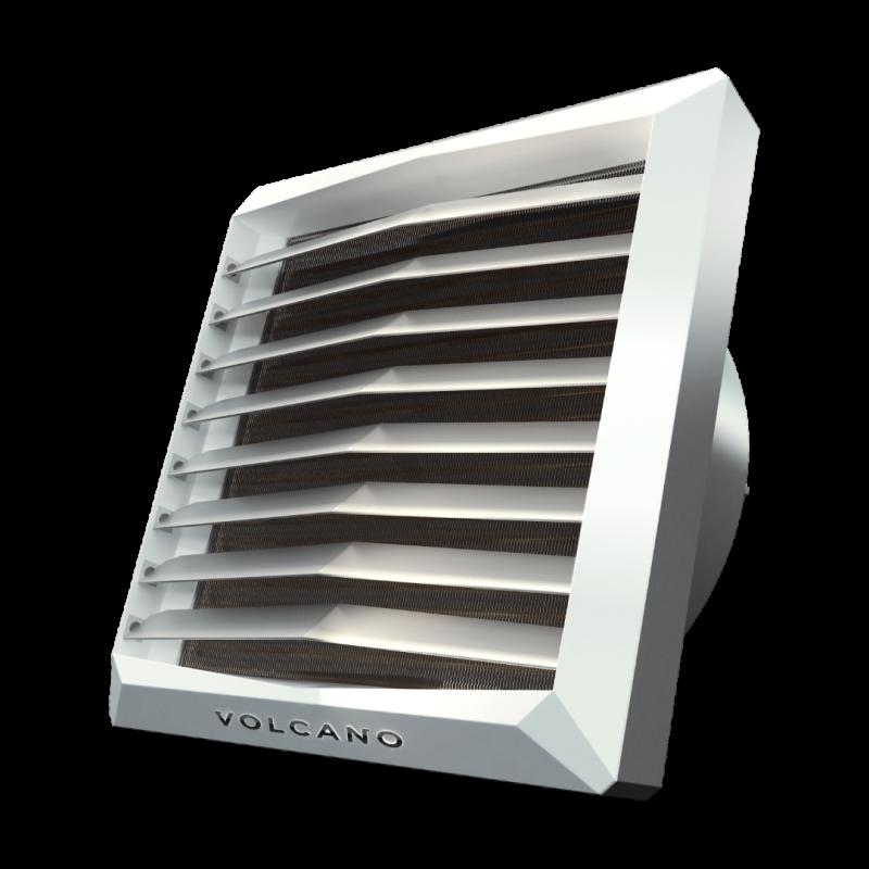 VOLCANO VR2 NEW Воздушно-отопительный агрегат Q=8-50 кВт, двигатель АС, с монтажной консолью в комплекте