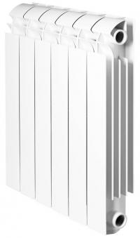 VOX- R 500 4 секции радиатор алюминиевый арт.: 26175 Global